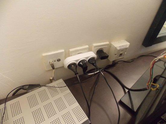 Imperial Hotel: kabels onveilig