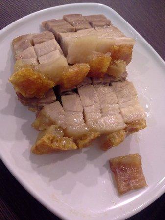Sabah kuo man fish paste noodle