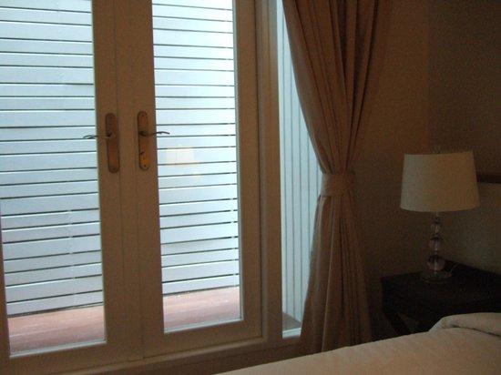 Salil Hotel Sukhumvit - Soi Thonglor 1: 창가