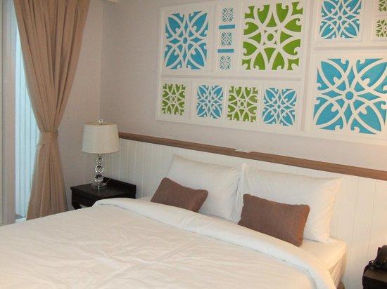 Salil Hotel Sukhumvit - Soi Thonglor 1: 침대