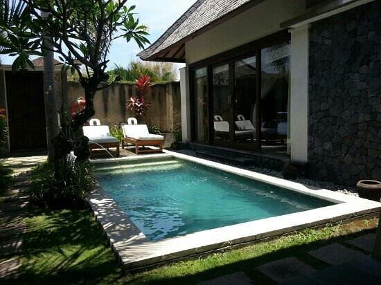 The Sanyas Suite Seminyak: Deluxe Villa