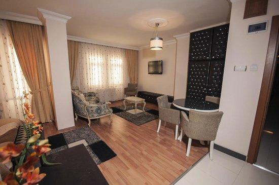 Saros Hotel: süit