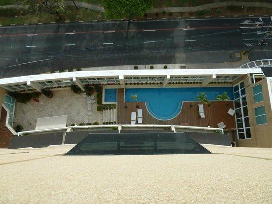 Vitoria Hotel Concept Campinas: Zimmer 809 - Blick aus dem Fenster