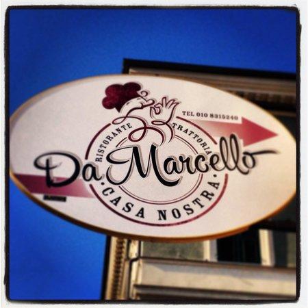 Da Marcello Casa Nostra