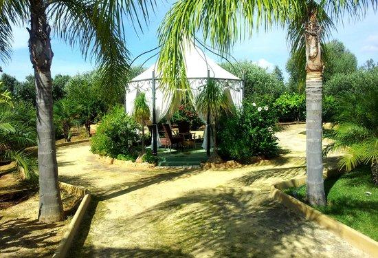 Villa Sogno Charme e Relax Selinunte: GIARDINO