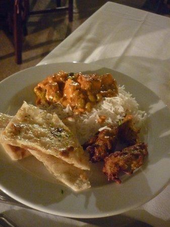 Navrang Mahal: curry friday