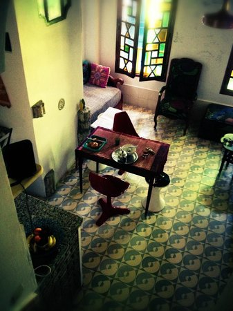 Dar 91 : our room