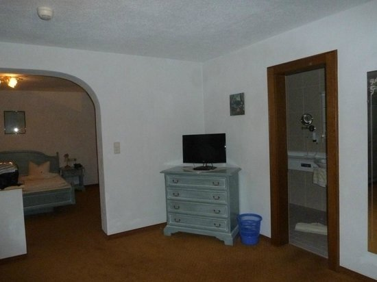 Hotel Rotlechhof: Zimmer