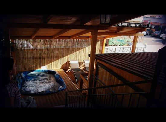 Bel Sole: La minipiscina Teuco