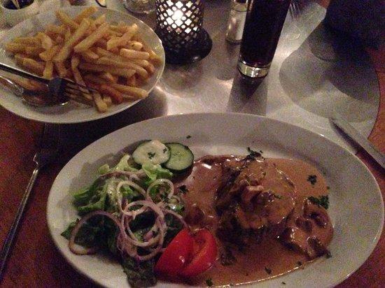 Brasserie Strijdershuis: Steak & frites