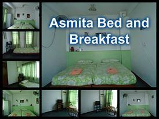Asmita Bed & Breakfast: Inside our Comfortable, Spacious and fresh rooms