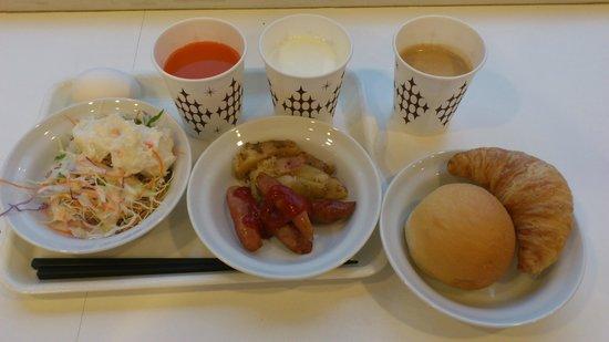 Hotel Econo Tsu Ekimae: 充実の朝食