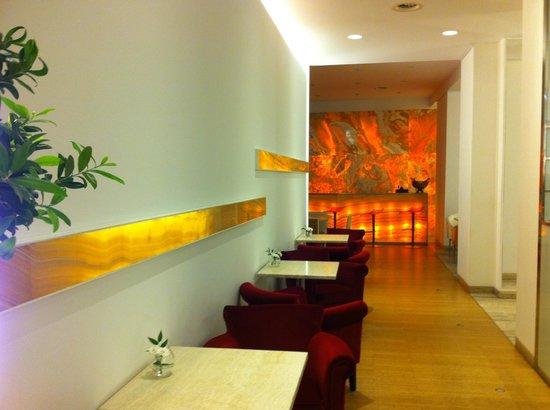 Cafe Onyx: interno
