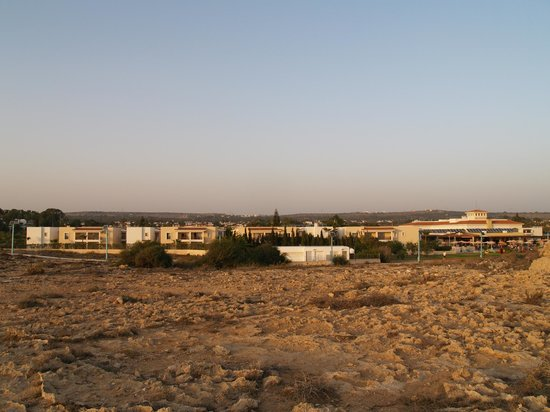 Aktea Beach Village : Exterior