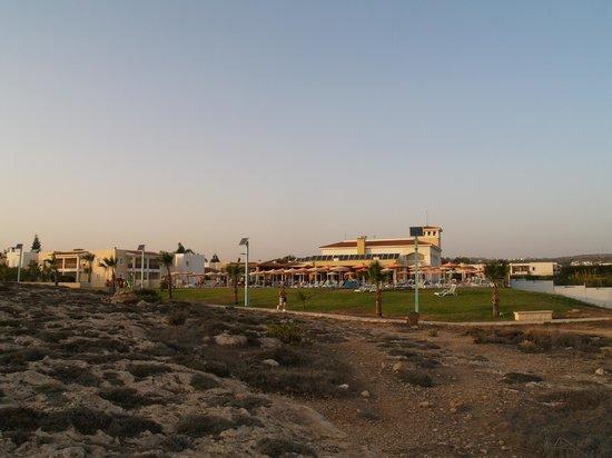 Aktea Beach Village : Pool area