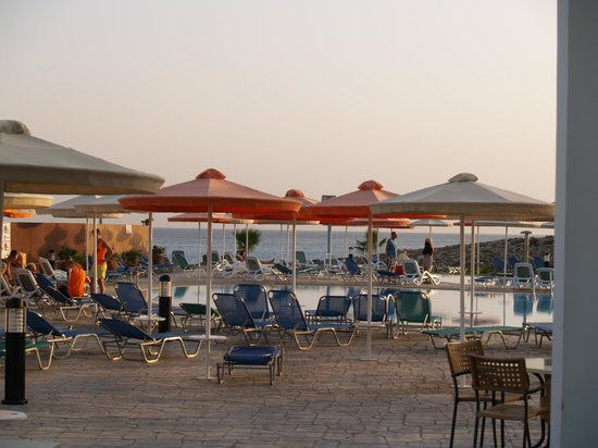Aktea Beach Village : Pool