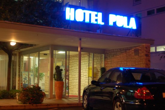 Hotel Pula: .