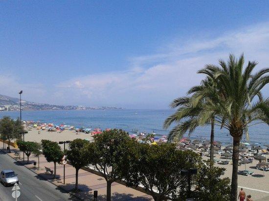 Stella Maris Apartamentos: Vista desde la terraza