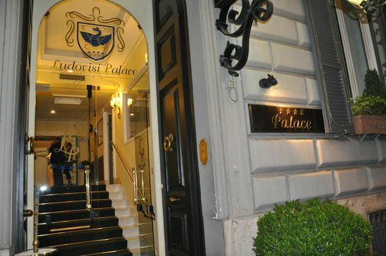 Hotel Ludovisi Palace: Отель