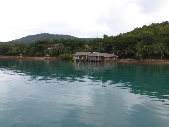 Chindonan Dive Resort: I should have taken more pictures...