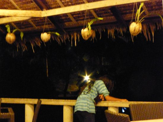 Chindonan Dive Resort: Simple but tasteful decor really adds character to the place