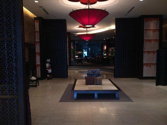 Konaya Hotel Urban Villa : Hoteleingangsbereich