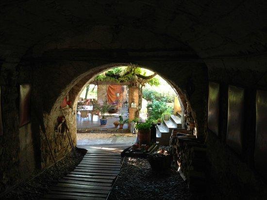 La Vieille Maison: Entrée envoûtée