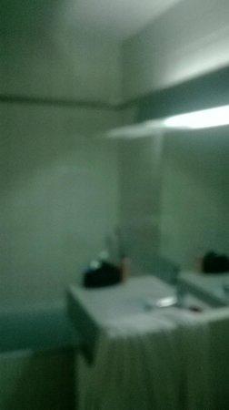 Le Pré Galoffre : Salle de bains