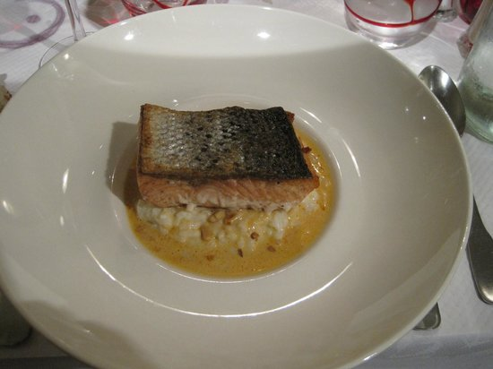 le belisaire : My Wife's Salmon