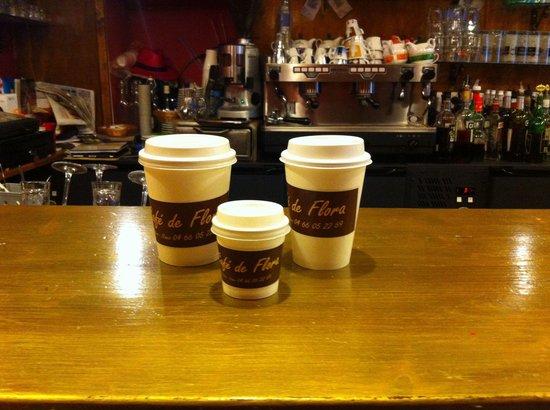 Le Cafe de flora : !!!