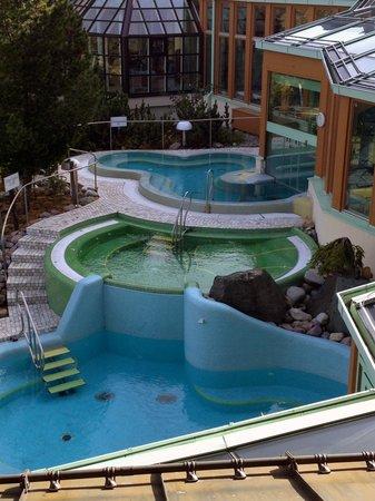 Hotel Hochschober: Whirlpools im Freien