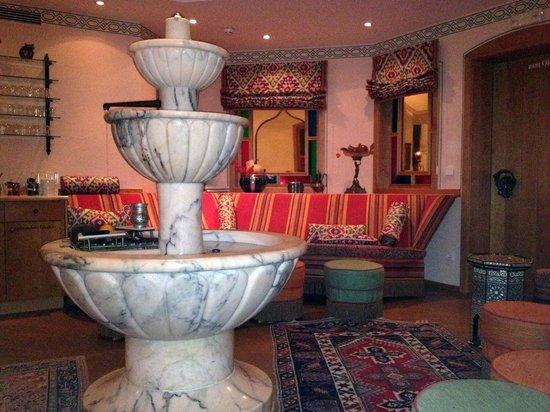 Hotel Hochschober: Ruheraum im Hamam