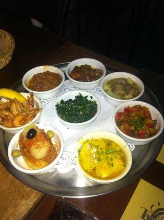 Tapa Loca : Tapas buffet
