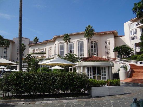 The Shilla Jeju: вид отеля