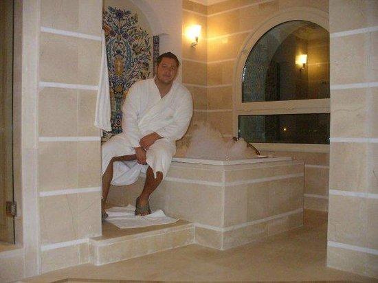 Hasdrubal Prestige Thalassa & Spa : ванная