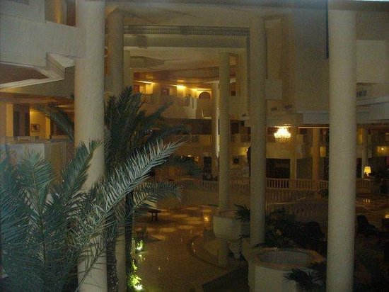 Hasdrubal Prestige Thalassa & Spa : холл