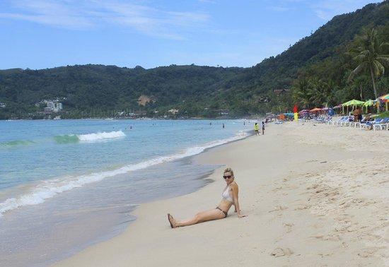 Novotel Phuket Vintage Park: patong beach