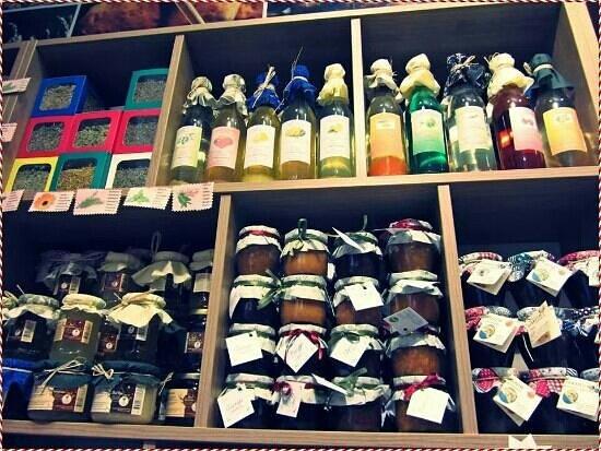 Manufaktura Souvenirs: Honey & jam!