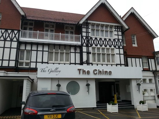 Chine Hotel: Facade