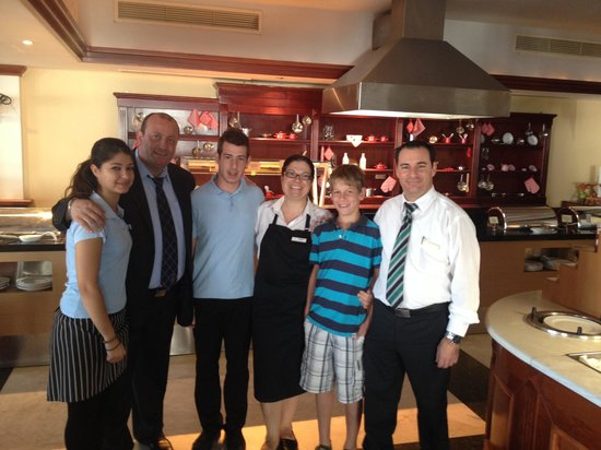 Lindos Mare Hotel: the staff makes you feel like family