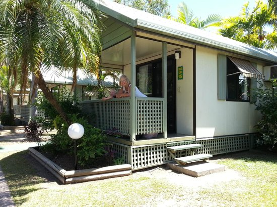 Cairns Coconut Holiday Resort: Ensuite Cabin