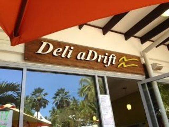 Deli Adrift : Relaxing atmosphere