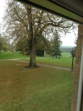 Macdonald Portal Hotel, Golf and Spa: view from bedroom