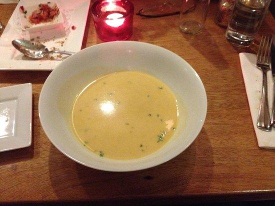 Garlic Queen: vellutata all'aglio