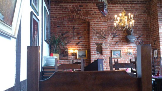 Restaurant Alter Schwede: Sehr schön rustikal