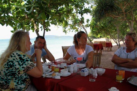 Krabi Resort: breakfast