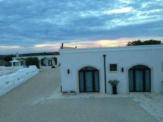 Masseria Bagnara Resort & Spa: vue de la suite