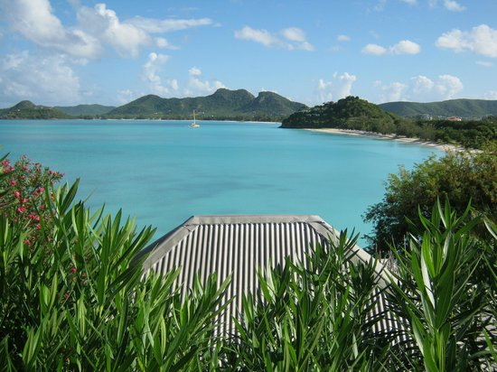 Cocobay Resort: The view from our balcony. Wow  !!!!!!!