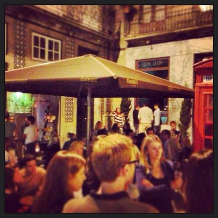 Champanheria da Baixa: Friday night