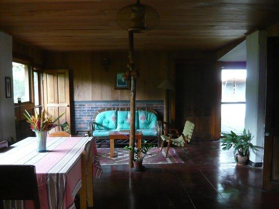 Los Tarrales Natural Reserve: interno lodge